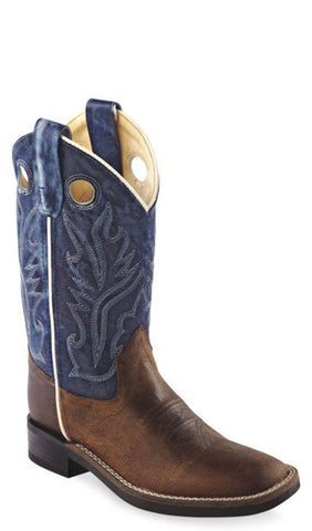Old West BSY1884 Youth Western Boot