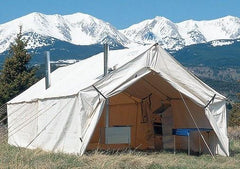 Tent Accessories - Cook Shack For Wilderness Tent
