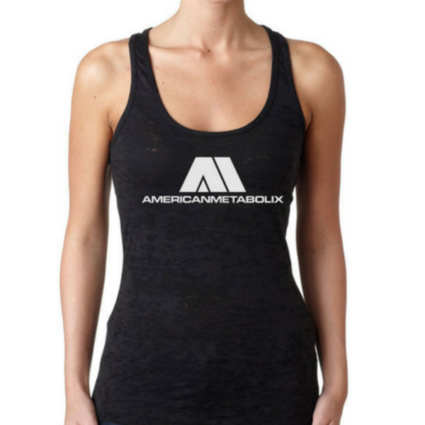 Women's Burnout Logo Tank