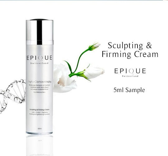 Sculpting and Firming Cream