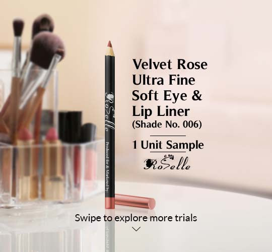 Ultra Fine Soft Eye and Lip Liner with Vitamin E Color no. 006