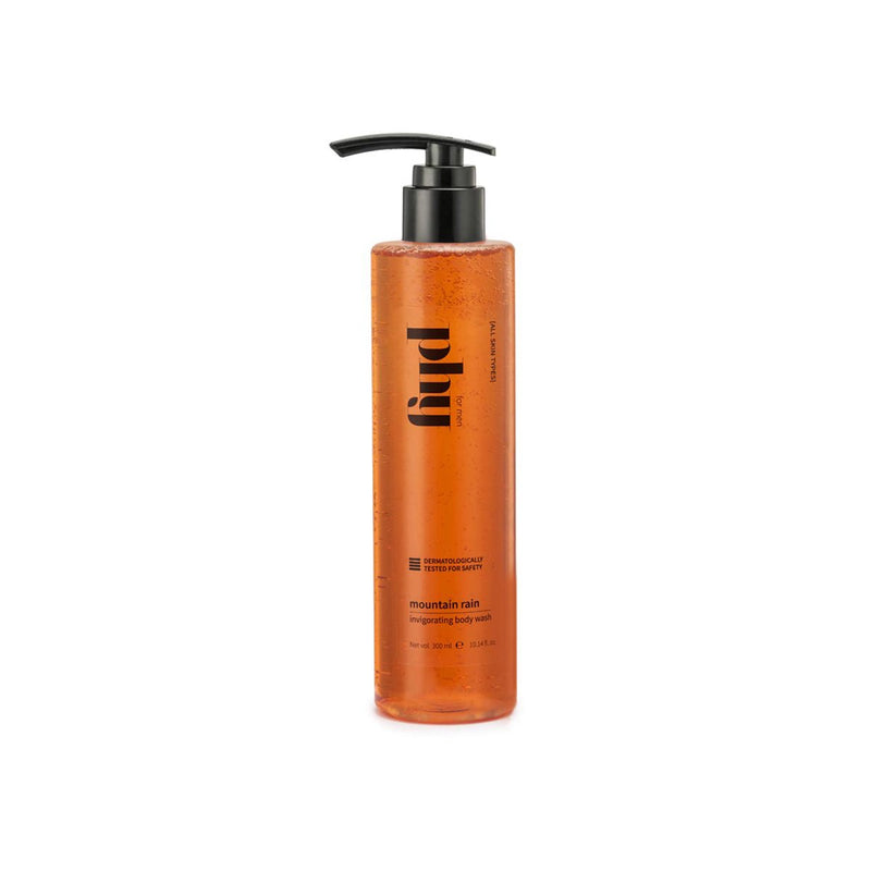 Mountain Rain Invigorating Body Wash