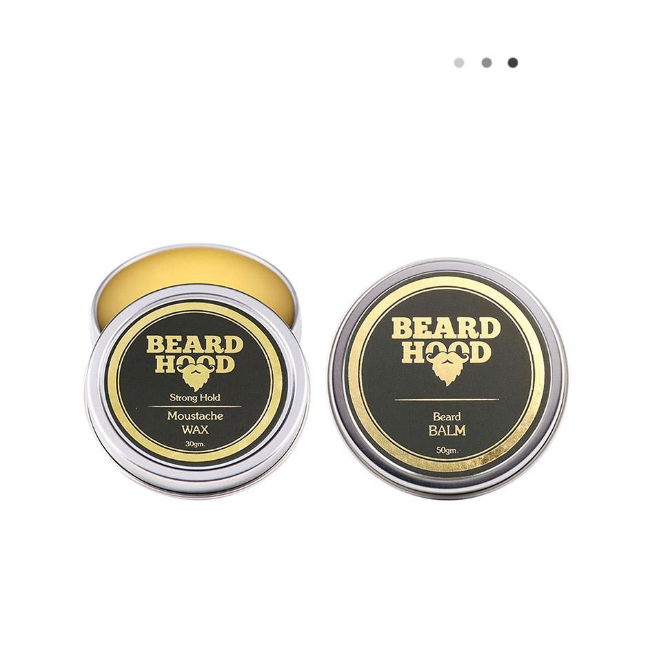 Essentials For Gentlemen - Mustache Wax & Beard Brush