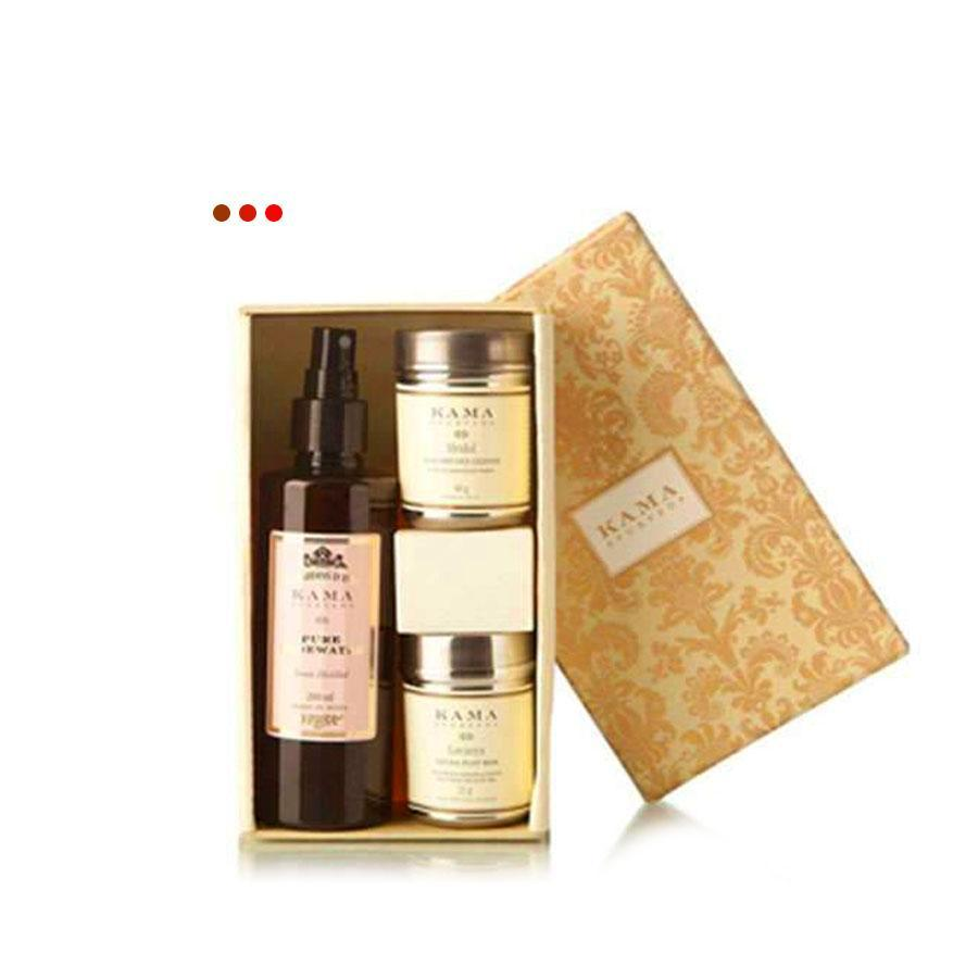 Gifts - Ayurvedic Facial Gift Box