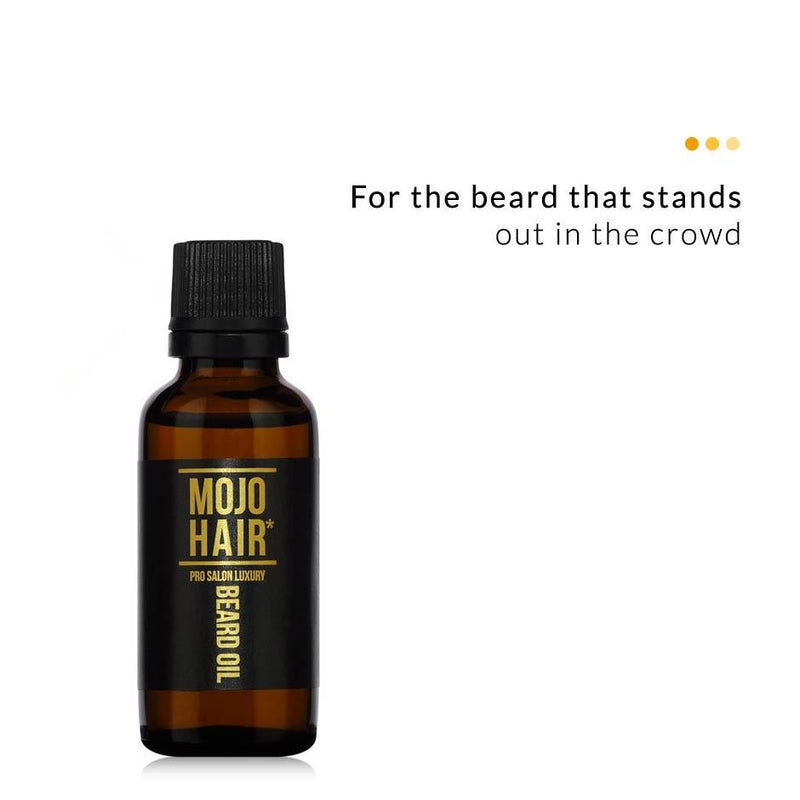 Hair Care - Mojo Hair Beard Oil