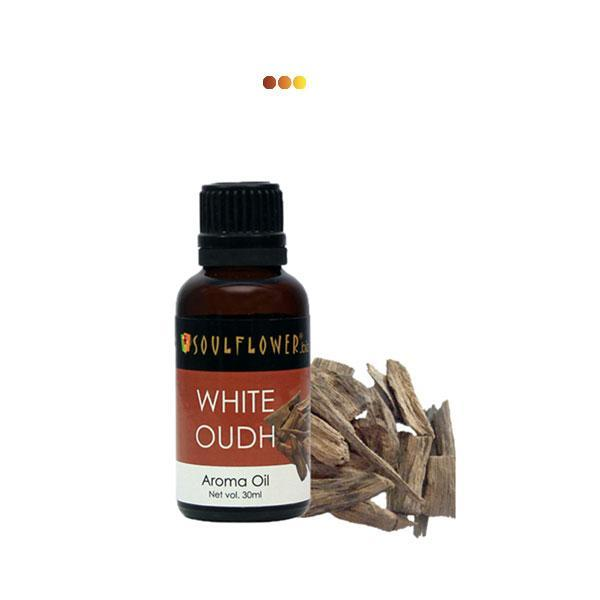 Home Fragrances And Décor - White Oudh Aroma Oil