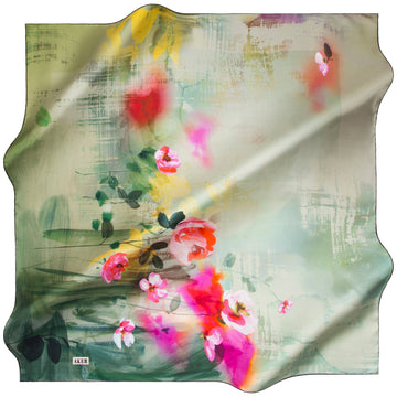 Aker : Best Tapestry Luxury Silk Hijab for Women Aker,Silk Scarves Aker