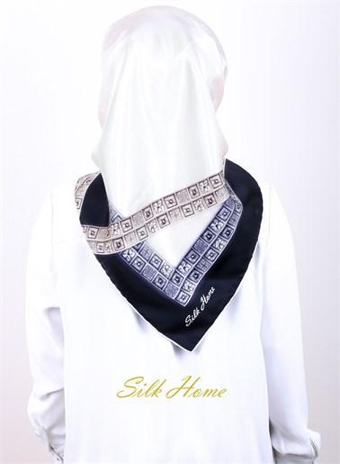 Silk Home : Black Tie Silk Scarf for Formal Event Silk Scarf Silk Home