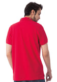 Polo Haus - Flying Tiger S/S Collar Tee (Red)
