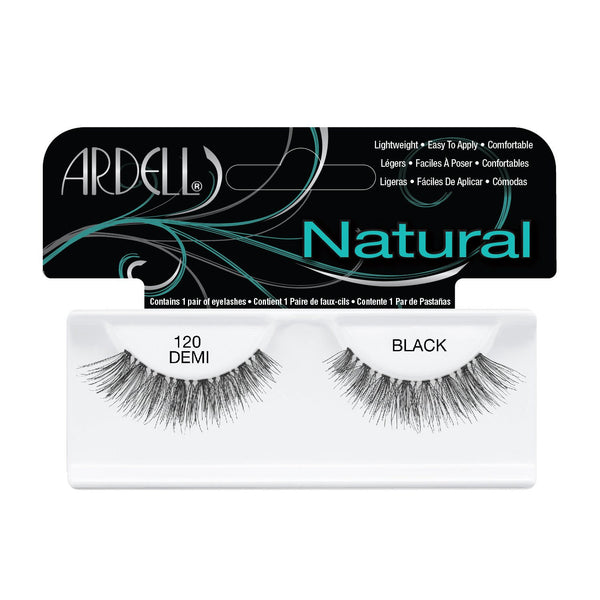 Natural Demi Lash 120 Black Ardell - Let it Be Beauty FREE Shipping on all orders