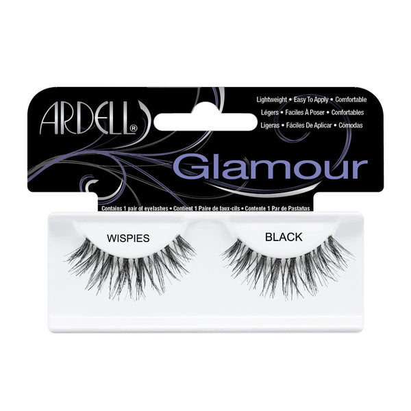 Wispies Black Lashes Ardell - Let it Be Beauty FREE Shipping on all orders
