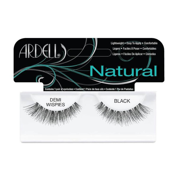 Demi Wispies Black Lashes Ardell - Let it Be Beauty - Your Online Beauty Store