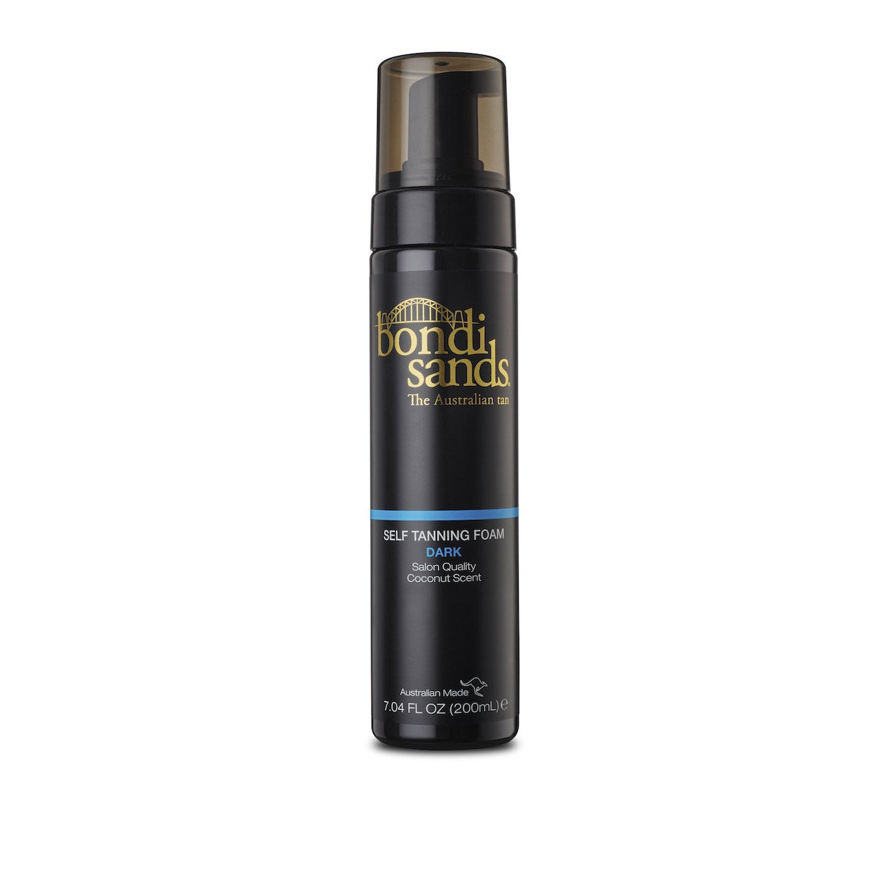 --Self Tanning Foam Dark Bondi Sands - Let it Be Beauty FREE Shipping on all orders--