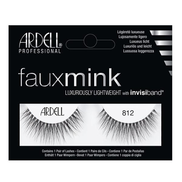 Faux Mink Lashes 812 Ardell - Let it Be Beauty - Your Online Beauty Store