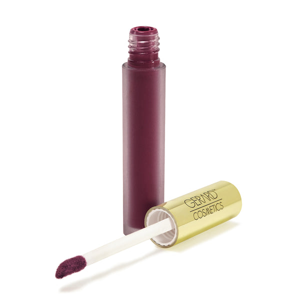 Plum Crazy - Hydra-Matte Liquid Lipstick Gerard Cosmetics - Let it Be Beauty FREE Shipping on all orders