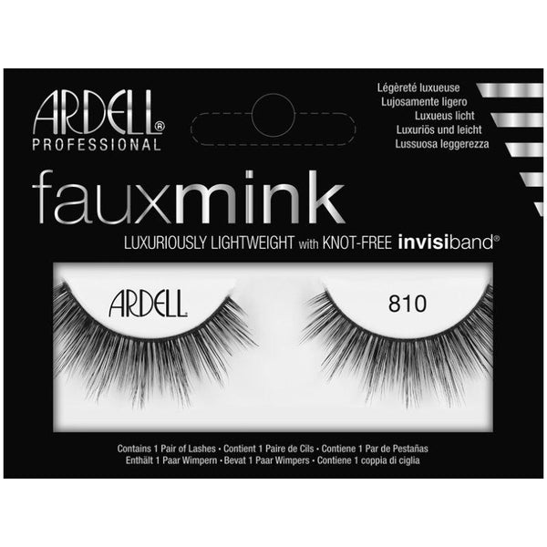 Faux Mink Lashes 810 Ardell - Let it Be Beauty - Your Online Beauty Store