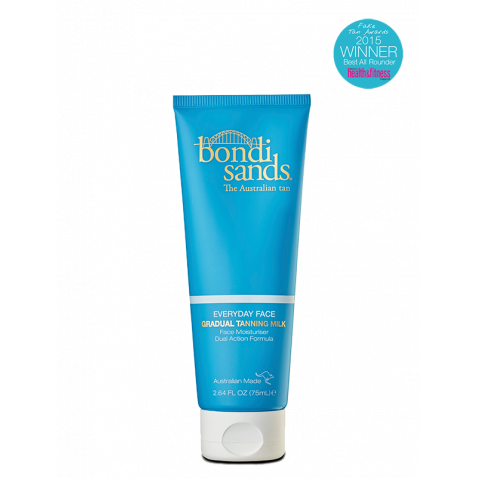 Everyday Gradual Tanning Milk Face Bondi Sands - Let it Be Beauty - Your Online Beauty Store