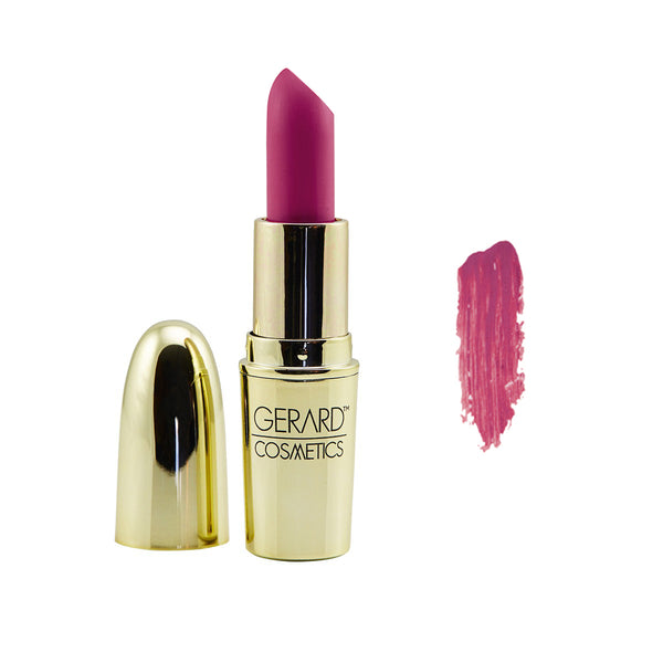 Dragon Berry - Satin Lipstick Gerard Cosmetics - Let it Be Beauty - Your Online Beauty Store