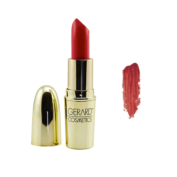 Fire Engine - Matte Lipstick Gerard Cosmetics - Let it Be Beauty - Your Online Beauty Store