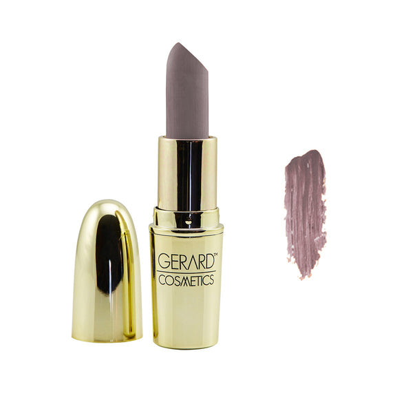 London Fog - Satin Lipstick Gerard Cosmetics - Let it Be Beauty FREE Shipping on all orders