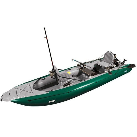 Innova Kayaks Alfonso Inflatable Fishing Kayak ALF-0017-000 - Kayak Creek