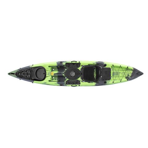 Malibu Kayaks Stealth-14 Fish & Dive Kayak 2018 | Camo Colors - Kayak Creek