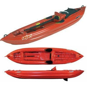 Innova Kayaks Safari Kratsi (Shorter) Inflatable Kayak - Kayak Creek
