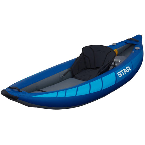 STAR Raven 1 Inflatable Kayak from NRS - Kayak Creek