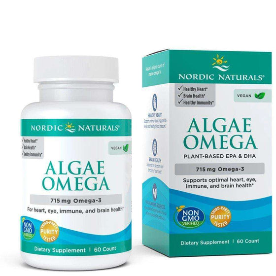 Onelife Singapore.Algae Omega,60 softgels
