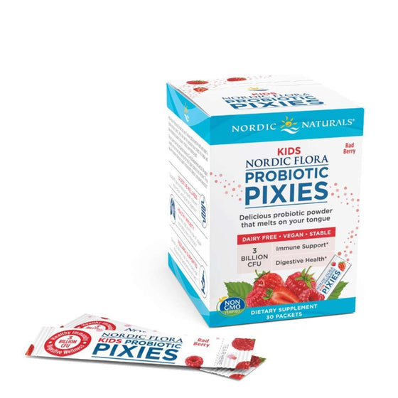 Onelife Singapore.Kids Nordic Flora Probiotic Pixies,30 packets