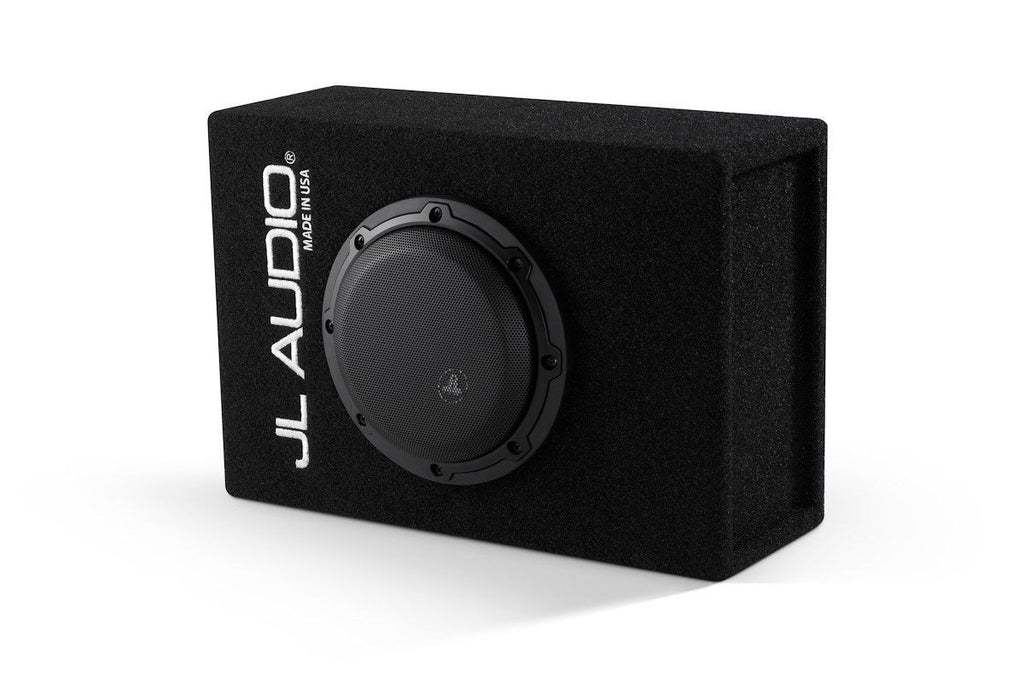 JL AUDIO CP106LG-W3v3 - Single 6W3v3 MicroSub, Ported, 4 Ω - Freeman's Car Stereo