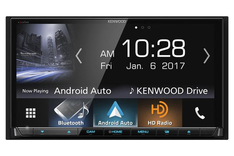 "Pioneer AVH 291BT In-dash DVD Receiver - 6.2"" Touch Display"