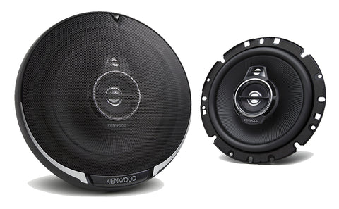 "KENWOOD KFC-1653MRW - 6.5"" 2-way Marine Speaker System"