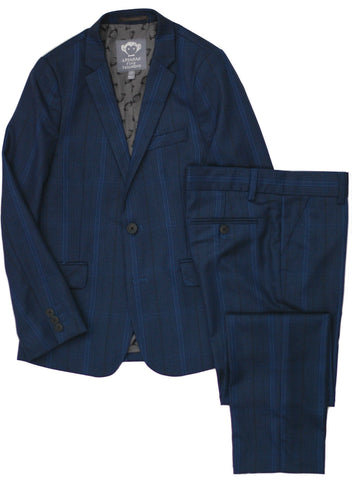 Boy's Leo & Zachary Suit- Slim Fit- RSBLZ853NA