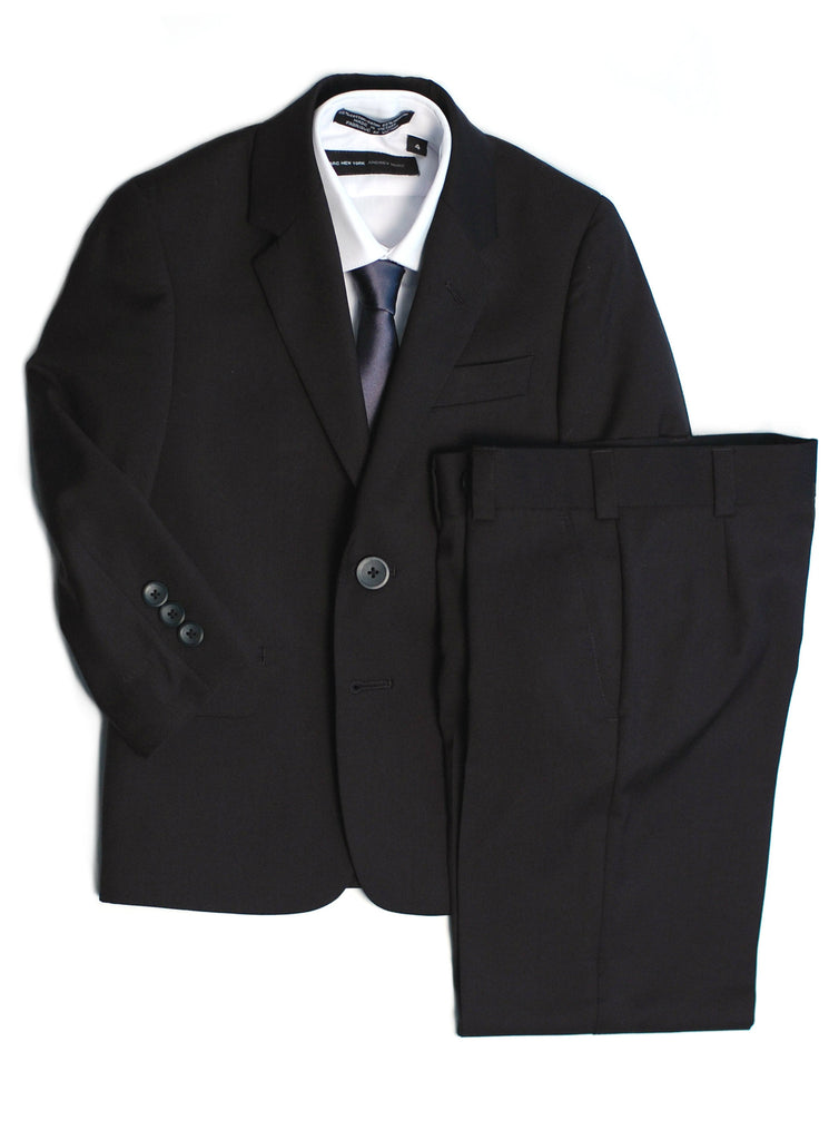 Boys Suit- Marc New York | Andrew Marc- HSMAW012BK