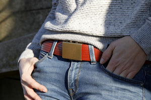 Elvis & Kresse Slider Belt - one size fits all