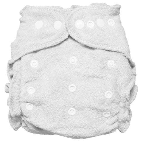 Imagine 2.0 Bamboo Fitted Diaper - One Size