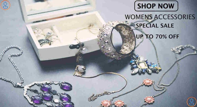 Women's gazuntai accessories, rings, wedding, bracelets, necklace and more