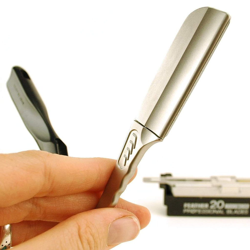 Feather Artist Club SS Razor - Folding-