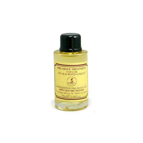Taylor of Old Bond Street Pre-Shave Oil-Sandalwood-