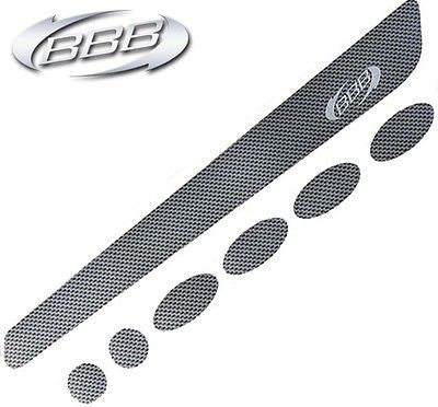BBB Bikeskin Carbon Frame Protection Stickers Decals Patches MTB Bicycle Bike