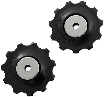 11T Jockey Pulley Wheels Set MTB Bicycle Bike Shimano Compatible 11 Teeth Tooth