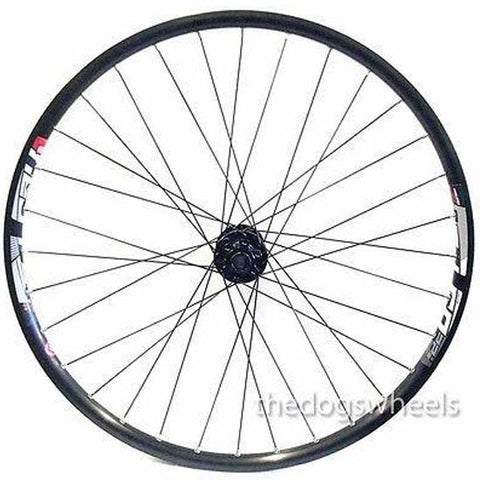 "27.5"" Mountain Bike MTB Front Disc Wheel QR Quick Release Formula Hub Mach 1 Rim"