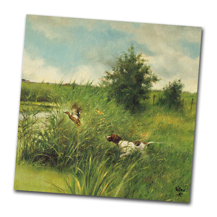 Duck Hunting Luncheon Napkins