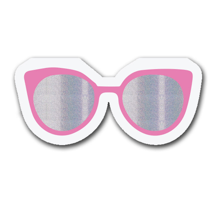 Sunglasses Shaped Paper Party Napkins