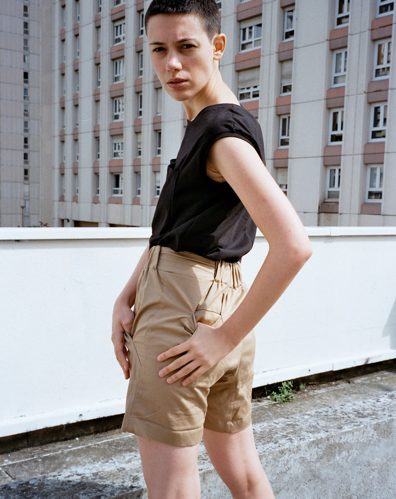 Iceberg Shorts | Brown