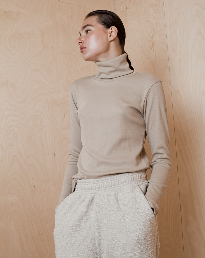 The Essential Turtleneck Shirt