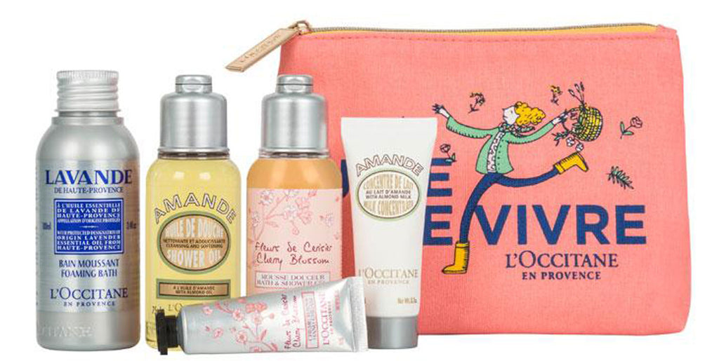 Mini Loccitane Gift Set