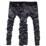 Family Avenue Leather Biker Pants Style 4 / 28