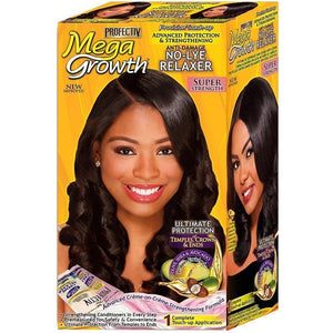 [PROFECTIV] MEGA GROWTH ANTI-DAMAGE NO-LYE RELAXER SUPER 1 TOUCH-UP APPLICATION